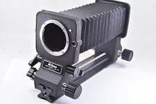 Nikon BELLOWS FOCUSING ATTACHMENT PB-6 SOLD AS IS