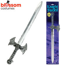 AC131 Medieval Knight 65cm Sword Toy Costume Accessory Roman King Gladiator