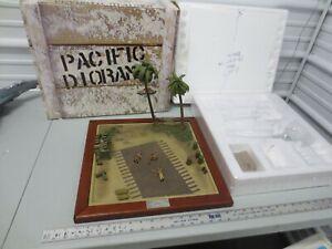 GMP PACIFIC DIORAMA 1/35 Scale Part G3502502 (WWII ) w/ Box.
