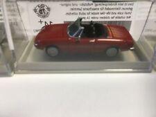 Alfa Romeo Spider 2000 von Brekina 29600