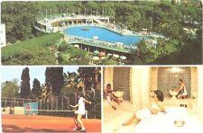 CPSM PF TURQUIE - IZMIR - Grand Hôtel EFES - Multivues