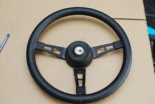 Vintage classic car steering wheel 33cm