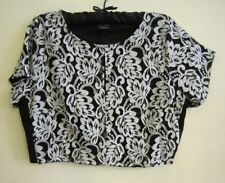 City Chic Short Sleeve Plus Tops and Blouses for Women