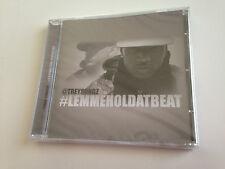 TREY SONGZ - #Lemmeholdatbeat CD BRAND NEW & SEALED!