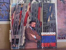EDUARDO ZURITA, EN NEW YORK - ECUADOR LP 12-151