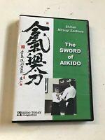 Mitsugi Saotome: Sword of Aikido DVD Martial Arts