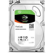 Seagate FireCuda 1TB 3.5 Hybrid Hard Drive SATA  7200rpm 64MB ST1000DX002 SSHD