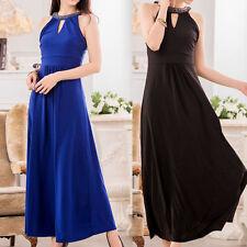 Nylon Sleeveless Formal Ballgowns for Women