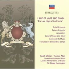 Roger Norrington - Land of Hope and Glory [CD]
