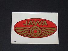 #111 JAWA CCCP MOTO 2000 PANINI EDITIONS DE LA TOUR 1973