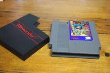 Nintendo  NES – Chip N Dale Rescue Rangers