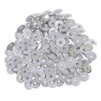 500pcs Tea Lights Votive Candle Wick Self Centering Sustainers Tabs Holder