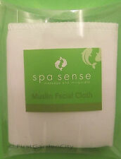 Pack of 1 100% Cotton Muslin Facial Cloth with Free Post and Packing