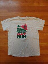New listing Swamp Rat Run Mens M Graphic T Shirt