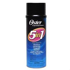 Oster 5 in 1 Blade Cool Care Spray Coolant/Cleaner/Lube All Andis Wahl Clippers