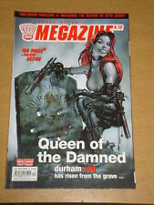 2000AD MEGAZINE 100 PAGER #12 JUDGE DREDD 2002*