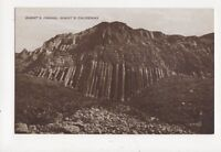 Giants Organ Giants Causeway N Ireland Vintage Postcard 423a