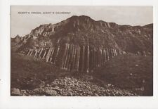 Giants Organ Giants Causeway N Ireland Vintage Postcard 423a