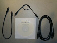 NEW Link USB Cables & CD Manual for TI-84 Plus & TI-83+ Graphing Calculators