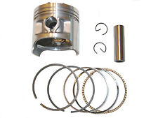 Suzuki GS125 piston kit standard size (82-00) 57.00mm bore size, also GN/DR125