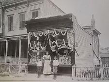 1910 Delicatessen East New York Glenmore Ave Brooklyn NYC Photo