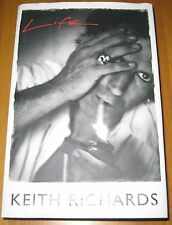 Life -Keith Richards the Rolling Stones 1st UK 2010