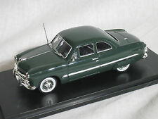 American Heritage 1/43 1949 Ford 2 Door Coupe Meadow Green   #43-405