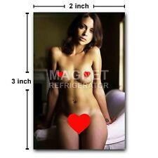 Alyssa Milano Sexy Custom Fridge Magnet Refrigerator Size 2x3 Inch