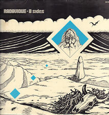 RADAVIQUE - B-Sides (RARE PRIVATE SYMPHO-ROCK VINYL LP HOLLAND)