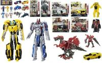 Transformers Turbo Changer Bumblebee Optimus Prime Grimlock Megatron Robot Car