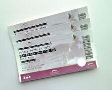HORSE RACING MEMORABILIA - Cheltenham Gold Cup Tickets / Ticket Friday 16/03/18