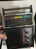 VINTAGE RADIO ALIZA  AM(MW)-FM-  1960S