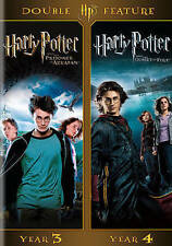 Harry Potter Double Feature: Prisoner of Azkaban/Goblet of Fire