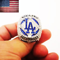 2020 OFFICIAL Los Angeles Dodgers World Series Championship Ring Size 6-15 New