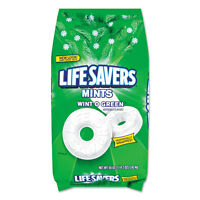 LifeSavers Hard Candy Wint-O-Green 50oz Bag 21524