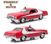Veicolo FORD Gran Torino 1976 Film Starsky e Hutch metallo per la 1/43