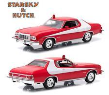 Vehículo FORD Gran Torino 1976 película Starsky y Hutch metal a la 1/43