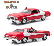 Véhicule FORD Gran Torino 1976 du Film Starsky et Hutch en Métal au 1/43