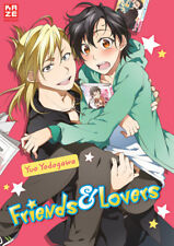 Friends & Lovers Manga NEU
