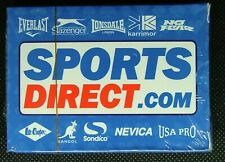 New Sealed Sports Direct Playing Cards PC083