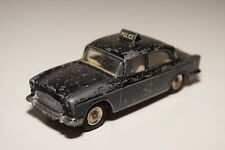# 1:43 DINKY TOYS 256 HUMBER HAWK POLICE BLACK EXCELLENT CONDITION