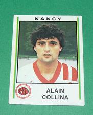 N°187 ALAIN COLLINA ASNL NANCY PANINI FOOTBALL 81 1980-1981