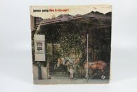 James Gang Live In Concert ABC Records 1971 33 RPM Vinyl Record Album LP