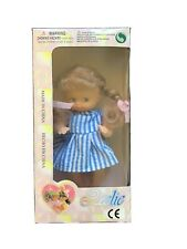 �� Leslie Doll with Blonde Braids 6� Tall, New In Box
