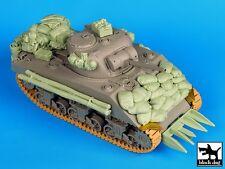 Black Dog 1/35 Sherman 75mm M3 L/40 Gun Normandy Accessories Set (Dragon) T35081