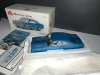 1:18 Autoart 1969 HT GTS Monaro Monza Blue