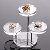Hot Round Tray Jewelry Shop Supplies Jewelry Display Stand Necklace Bracelet LV