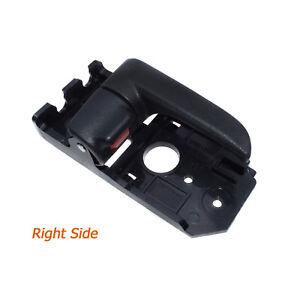 Black For Kia Spectra 5 04-06 Passenger Right Inside Door Handle 82620-2F000 New