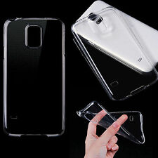 Luxury Clear Ultra-thin TPU Case Cover Skin For Samsung Galaxy S5 I9600 Note 4