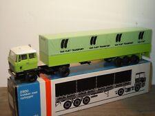 Daf 2800 Van Vliet Transport - Lion Car Holland 1:50 in Box *34978
